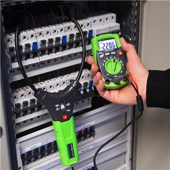 Elma 6100BT - kompaktný TRMS multimeter s Bluetooth a IP65