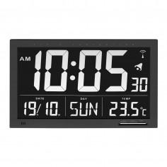 TFA 60.4505 Rádiom riadené hodiny s vonkajšou teplotou 368x230 mm