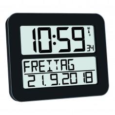 TFA 60.4512.01 'Time Line MAX' Rádiom riadené hodiny na stenu 258x212 mm