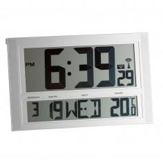 TFA 98.1090 Rádiom riadené hodiny na stenu 420x270 mm
