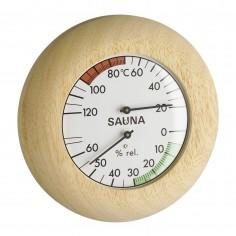 TFA 40.1028 Teplomer a vlhkomer do sauny