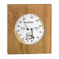 TFA 40.1051.01 Teplomer a vlhkomer do sauny