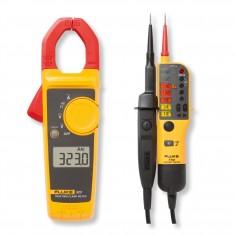 Fluke 323/T110 - kliešťový multimeter so skúšačkou zadarmo