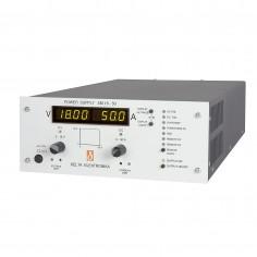 Delta SM18-50 - Laboratórny DC zdroj polovičnej šírky  18V/50A (800W)