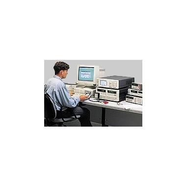 Fluke 9100-600 - 600 MHz Oscilloscope...