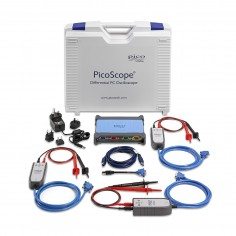 PicoScope 4444 - 1000 V current and voltage Kit