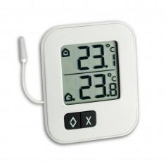Chladničkový teplomer TFA 30.1043 MOXX - biely