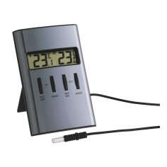 TFA 30.1029 - MinMax digital thermometer with 300cm probe