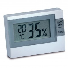 TFA 30.5005 - compact digital thermometer with hygrometer