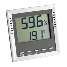 TFA 30.5010 Klima Guard - digital thermo-hygrometer
