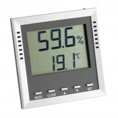 TFA 30.5010 Klima Guard - digitálny teplomer s vlhkomerom a meraním rosného bodu