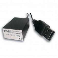 TFA 31.1026 USB-TEMP - USB teplomer k počítaču