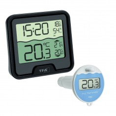 TFA 30.3066.01 Marbella - Wireless pool thermometer