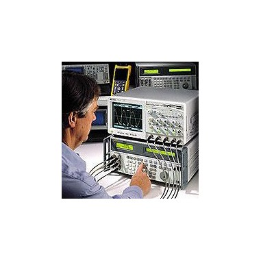 Fluke 5820A-5C - Kalibrátor osciloskopov