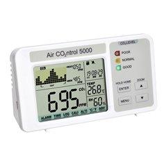 TFA 31.5008.02 AirCO2ntrol 5000 - CO2 Analyser with Data Logger
