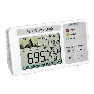 TFA 31.5008.02 AirCO2ntrol 5000 - jednoduchý CO2 záznamník