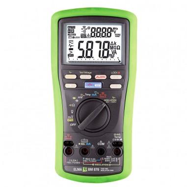 Elma BM878 - multimeter s testom...