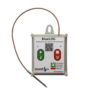Tecnosoft BlueLOG P-80 - bluetooth záznamník teploty pre vakcíny COVID-19