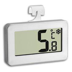 TFA 30.2028.02 - biely digitálny teplomer dochladničky