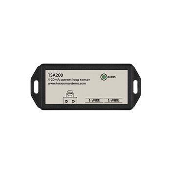 Teracom TSA200 - singlewire snímač prúdovej slučky 0-20/4-20mA