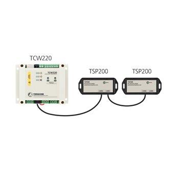Teracom TSP200 - singlewire snímač atmosferického tlaku