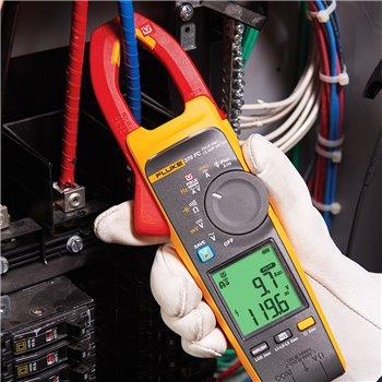 Fluke 378 FC - TrueRMS kliešťový multimeter s funkciou FieldSense™
