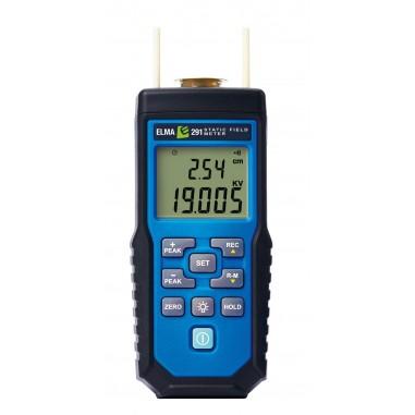 Elma 291 - elektrostatický voltmeter...