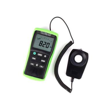 Elma 1335 - digitálny luxmeter so širokým rozsahom