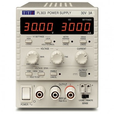 TTi PL303P - 90W laboratórny zdroj s...
