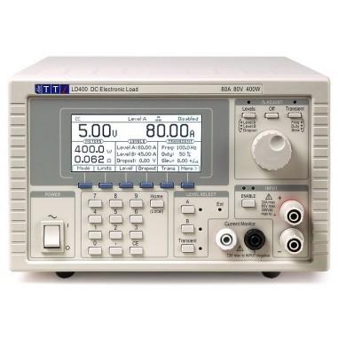 TTi LD400 - elektronická záťaž  80A /...