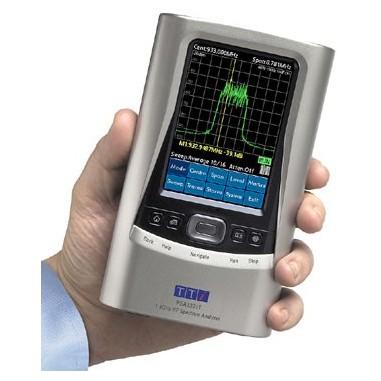 TTi PSA1301T spektrálny analyzér 1.3 GHz