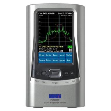 TTi PSA2701T - spektrálny analyzátor...