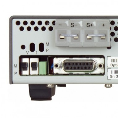 Delta Elektronika - ES Rear connection