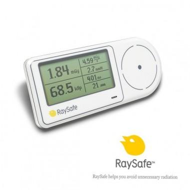 RaySafe ThinX - meranie dávky žiarenia