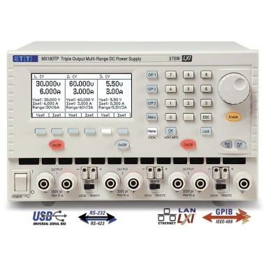 TTi MX180TP - trojitý laboratórny...