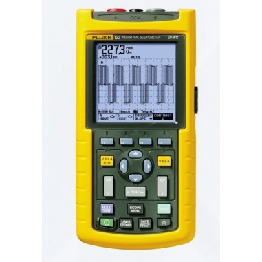 Fluke 123 - ScopeMeter® 120 Series:...