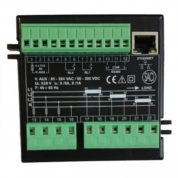 Elma 616UV - infračervený teplomer a UV detektor úniku chladiva