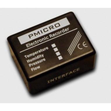 PMICRO - RECOBOX TX - Zapisovač teploty