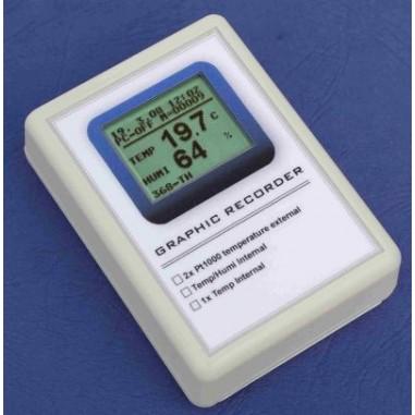 GRECO TH - Zapisovač Teplota /...