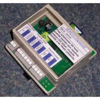 MX100Q štvoritý laboratórny zdroj, 420W