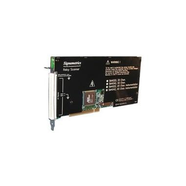 Signametrics SM4040 - PCI Relay...