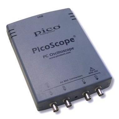 PicoScope 3424 - Oscilloscope PP298...