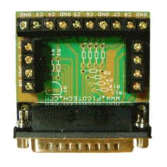 Pico ADC-11 Terminal Board...