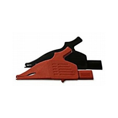 Pico Dolphin clips (red) TA006