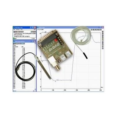 Pico  DrDAQ pH Measuring Kit PP274