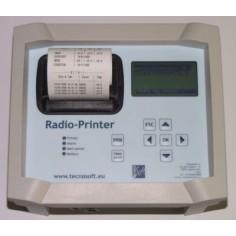 TecnoSoft Radio Printer -...
