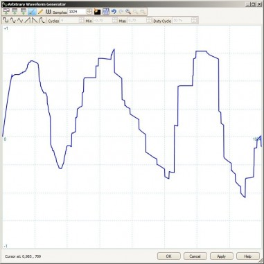 pico Technology - AWG - generátor...