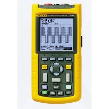 Fluke 123/S ScopeMeter® s rozšírenou...