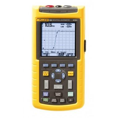 Fluke 124/S ScopeMeter® s rozšírenou...