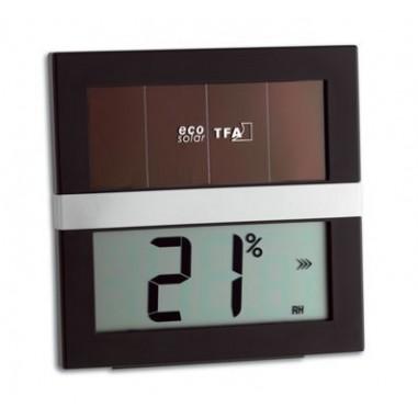 TFA 30.5017 DTH Eco Solar Digitálny...